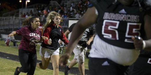 Schießerei bei Football-Spiel an Schule in Florida
