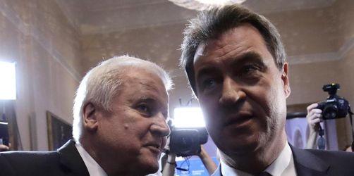 CSU und SPD stürzen ab - Regiert Söder mit Freien Wählern?