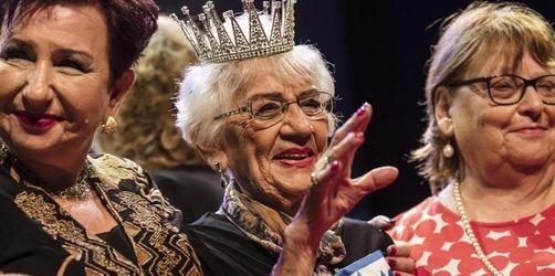 Tova Ringer ist «Miss Holocaust Survivor»