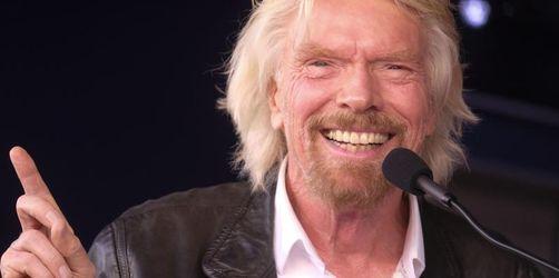 Richard Branson kündigt neues Musik-Festival an