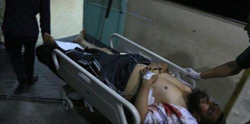Mindestens 50 Tote nach schwerem Anschlag in Kabul