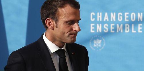 «Gelbwesten»-Krise: Macron äußert sich am Montagabend