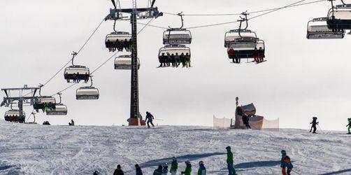 Erster Skispaß in den Mittelgebirgen