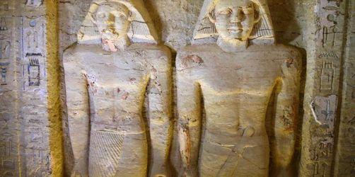 Archäologen entdecken 4400 Jahre altes Priestergrab