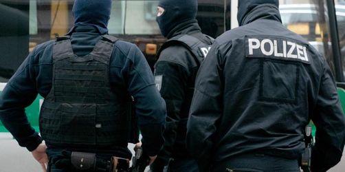Terror-Finanzierung? Ermittler durchsuchen Berliner Moschee