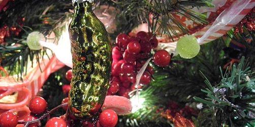 Wer hängt was an den Christbaum?