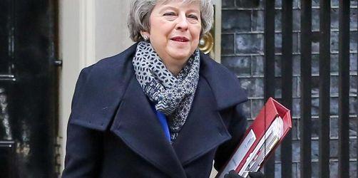 NachBrexit-Debakel: Theresa May übersteht Misstrauensvotum