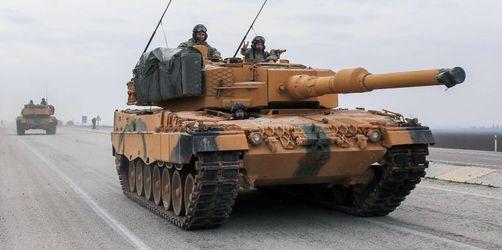 Deutsche Rüstungsexporte um fast ein Viertel eingebrochen