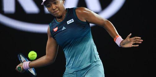 Australian Open: Osaka und Kvitova stehen erstmals im Finale