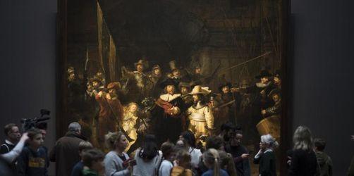 Rembrandt: Genauer Beobachter und genialer Erzähler
