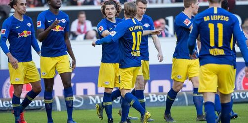 Abstiegskandidaten Stuttgart und Hannover verlieren