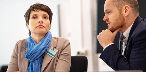 Politikerin schweigt: Meineid-Prozess gegen Frauke Petry
