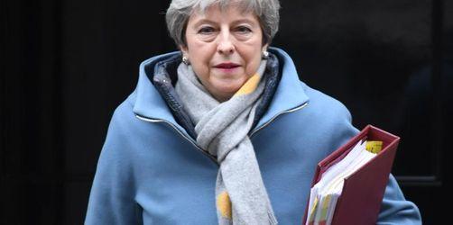Brexit: May bittet um dreimonatigen Aufschub - EU skeptisch