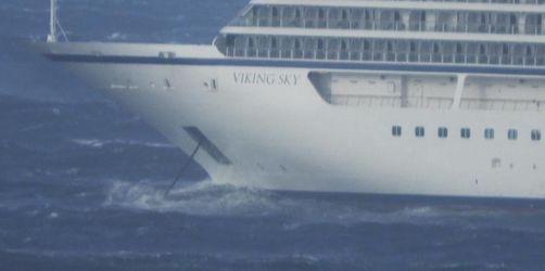 Schiff in Seenot: Dramatische Rettungsaktion vor Norwegen