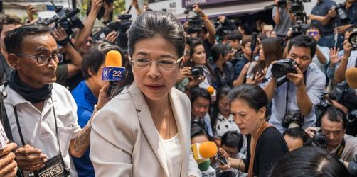 Militär liegt bei Wahl in Thailand vorn