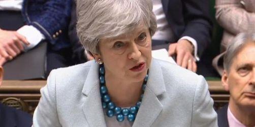 May: Vorerst keine erneute Abstimmung über Brexit-Deal