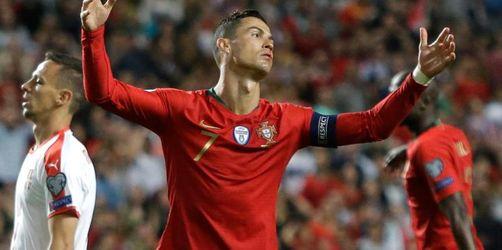 Portugal erneut Remis - Frankreich und England siegen klar