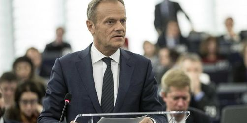 EU-Ratspräsident verteidigt Brexit-Aufschub - Maas warnt