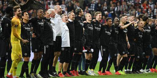 Frankfurt feiert historischen Abend - Nun gegen Chelsea