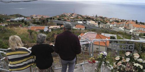 Madeira: Überlebende des Unfalls fliegen Samstag nach Hause