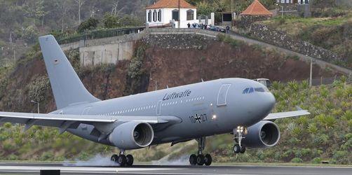 Überlebende des Busunglücks auf Madeira fliegen heim