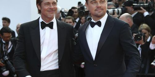 Hysterie in Cannes: Starauflauf bei Tarantino-Premiere