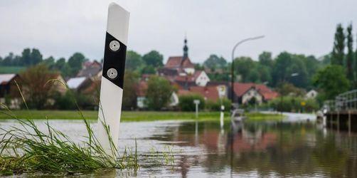 Hochwasserlage entspannt sich