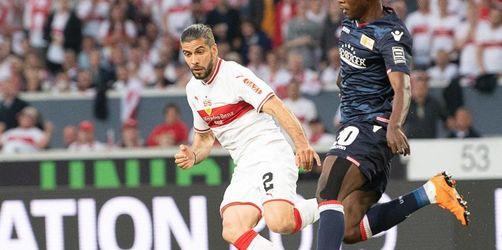 VfBdroht Absturz in die Zweite Liga - Union im Vorteil