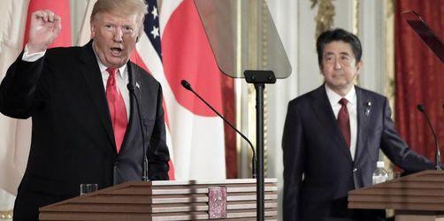 US-Präsident Trump will keinen Regimewechsel im Iran