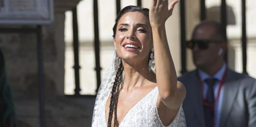 Fußballstar Sergio Ramos heiratet Pilar Rubio