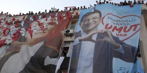 TV-Duell vor Wiederholung von Bürgermeisterwahl in Istanbul