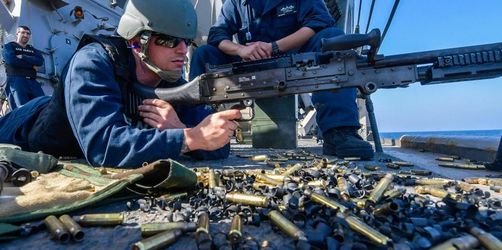 USA schicken 1000 weitere Soldaten in den Nahen Osten