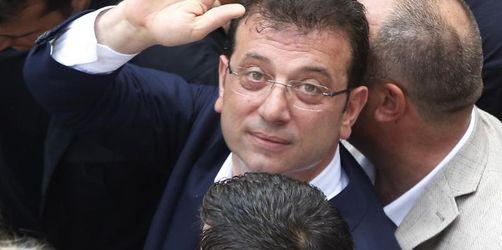 Istanbul: Oppositionskandidat Imamoglu gewinnt Bürgermeisterwahl in Istanbul