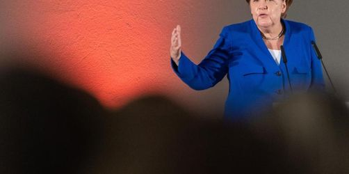 Bundeskanzlerin zu Besuch in Sachsen