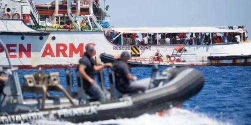 Berlin für neue staatliche Seenotrettung im Mittelmeer