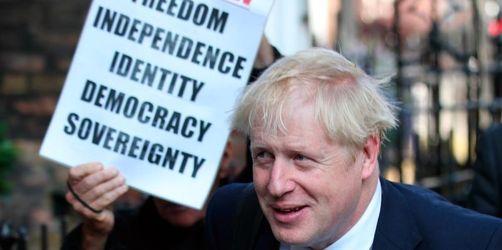 Johnson beißt mit Änderungswünschen in Brüssel auf Granit