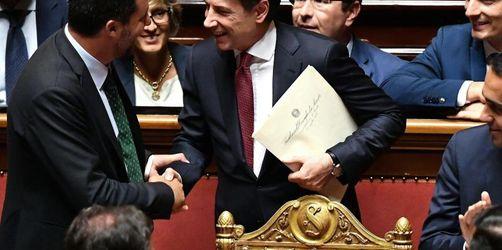 Populisten-Allianz am Ende: Italiens Premier Conte tritt ab