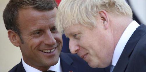 Johnson ohne Erfolg: Macron will Brexit nicht neu verhandeln