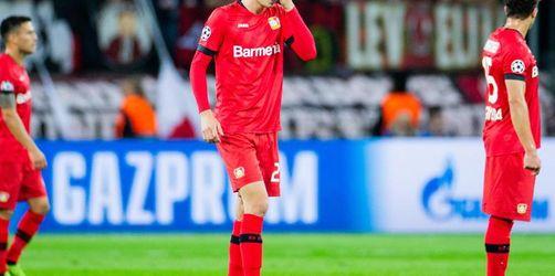 Leverkusen mit peinlichem Auftakt-Patzer gegen Lok Moskau