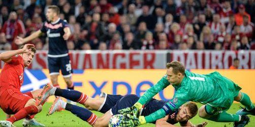 Bayern-Start mit Pflichtsieg - Chancenwucher gegen Belgrad