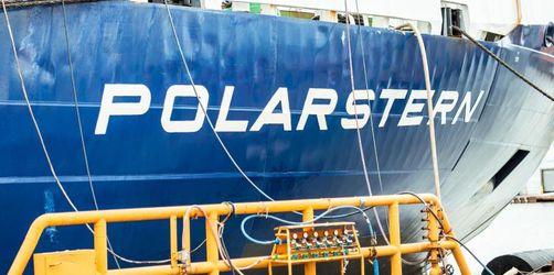 Ein Jahr im Packeis: Eisbrecher «Polarstern» gestartet