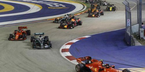 Ende der Leidenszeit: Vettel-Triumph in Singapur