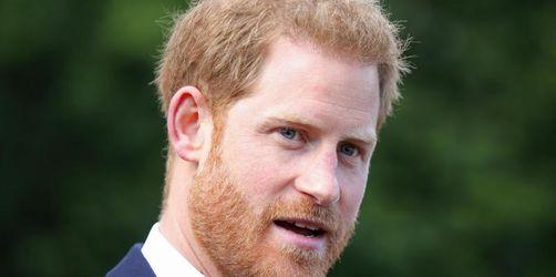 Prinz Harry unterwegs auf Dianas Spuren