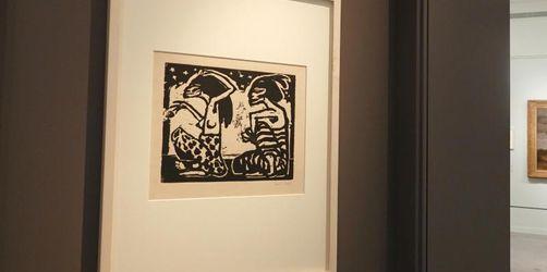 Werke aus der Gurlitt-Sammlung in Jerusalem