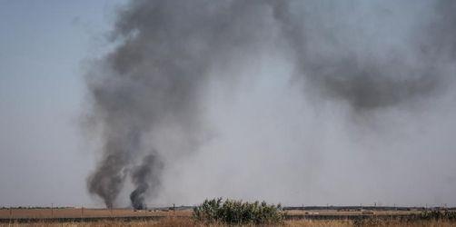 Merkel fordert Ende der türkischen Syrienoffensive