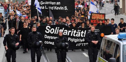 Nach Terror in Halle: Tausende setzen ein Zeichen