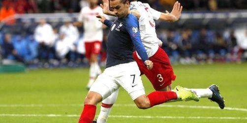 Frankreichs Weltmeister nur mit einem Remis gegen die Türkei