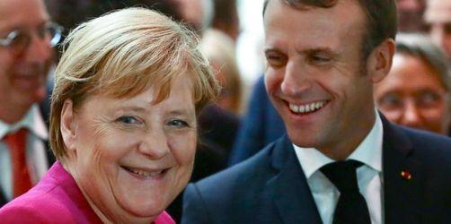 Paris und Berlin schließen Abkommen für Rüstungsexporte