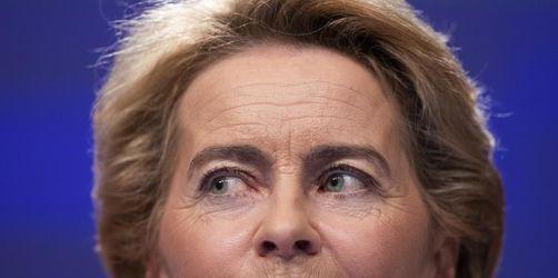 EU-Parlament verschiebt von der Leyens Kommissions-Start