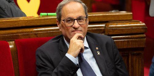 Kataloniens Regionalchef droht mit neuer Volksabstimmung